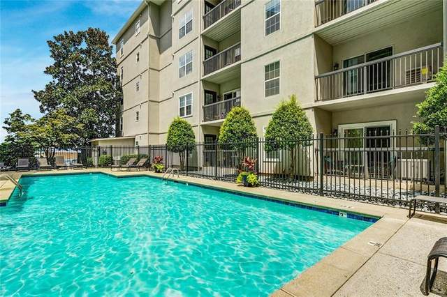 1074 Peachtree Walk NE B102, Atlanta, GA 30309 (MLS #6785325) :: Path & Post Real Estate