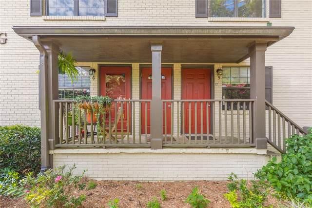 410 Candler Park Drive NE G11, Atlanta, GA 30307 (MLS #6785332) :: Dillard and Company Realty Group