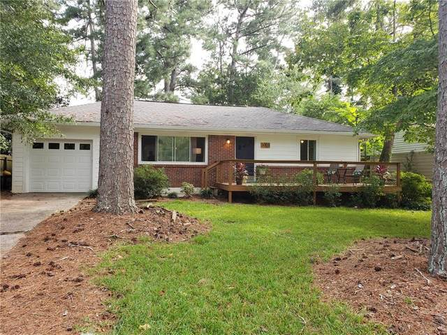 3003 Judylyn Drive, Decatur, GA 30033 (MLS #6785343) :: The Heyl Group at Keller Williams