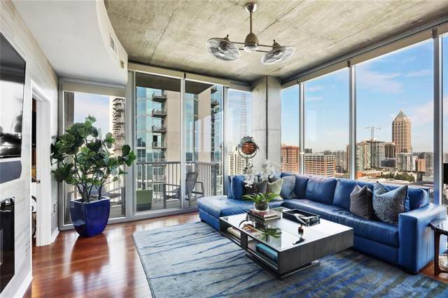 855 Peachtree Street NE #1902, Atlanta, GA 30308 (MLS #6785351) :: Good Living Real Estate