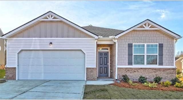 75 Conroe Ct - 2017, Hoschton, GA 30548 (MLS #6785379) :: The Heyl Group at Keller Williams