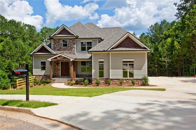 307 Maddox Place, Canton, GA 30115 (MLS #6785380) :: The Heyl Group at Keller Williams