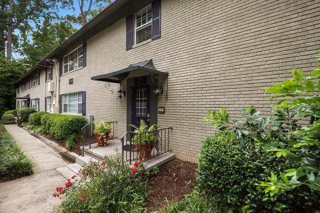 1643 Briarcliff Road NE #9, Atlanta, GA 30306 (MLS #6785389) :: North Atlanta Home Team