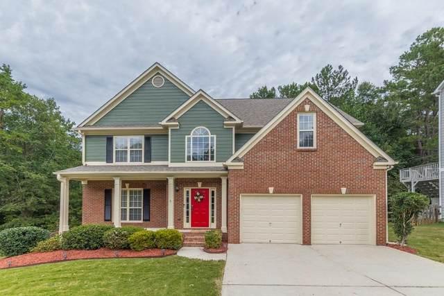 434 Hunt Creek Drive, Acworth, GA 30101 (MLS #6785404) :: The Butler/Swayne Team