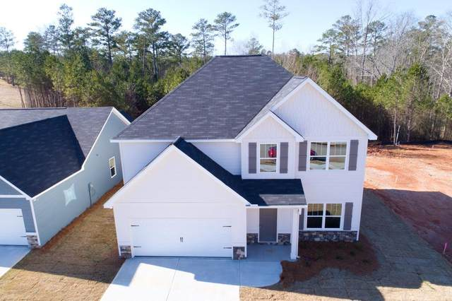 107 Landon Drive, Whitesburg, GA 30185 (MLS #6785420) :: Tonda Booker Real Estate Sales