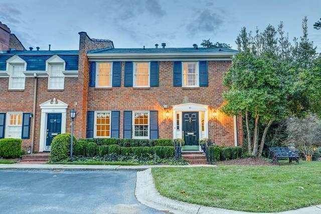 4620 Wieuca Road NE #47, Atlanta, GA 30342 (MLS #6785426) :: The Heyl Group at Keller Williams