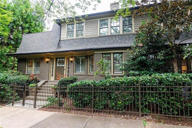 12 S Prado NE, Atlanta, GA 30309 (MLS #6785432) :: Path & Post Real Estate