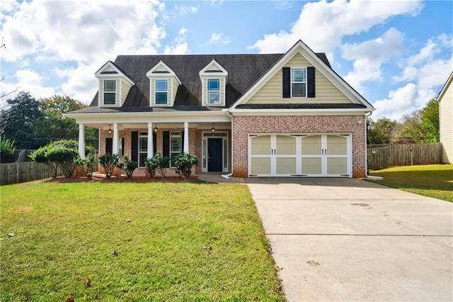 3536 Lori Lane, Duluth, GA 30096 (MLS #6785450) :: North Atlanta Home Team