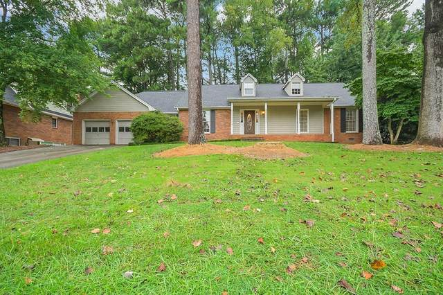 2470 Pine Cove Drive, Tucker, GA 30084 (MLS #6785452) :: North Atlanta Home Team
