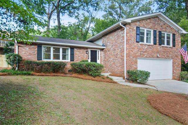 1586 Runnymeade Road NE, Brookhaven, GA 30319 (MLS #6785477) :: North Atlanta Home Team