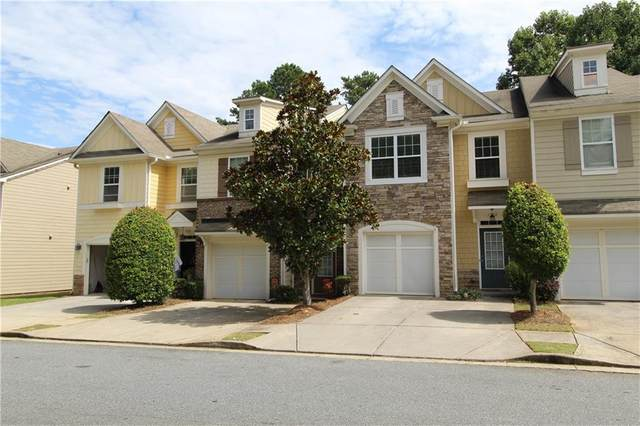 1922 NW Lakeshore Overlook Circle, Kennesaw, GA 30152 (MLS #6785494) :: Kennesaw Life Real Estate