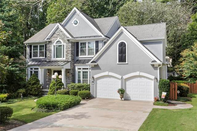 2873 Tynewick Drive NE, Roswell, GA 30075 (MLS #6785515) :: Path & Post Real Estate