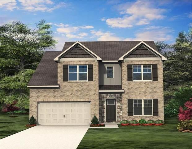140 Crestbrook Lane #118, Dallas, GA 30157 (MLS #6785516) :: The Cowan Connection Team