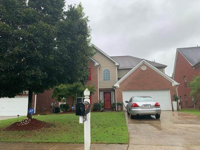 2578 Walter Way, Stockbridge, GA 30281 (MLS #6785530) :: Path & Post Real Estate
