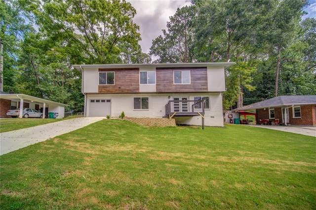 2862 Cloverleaf Drive SE, Atlanta, GA 30316 (MLS #6785560) :: North Atlanta Home Team