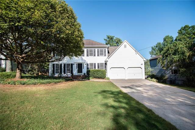 983 Coach House Drive, Tucker, GA 30084 (MLS #6785562) :: The Heyl Group at Keller Williams