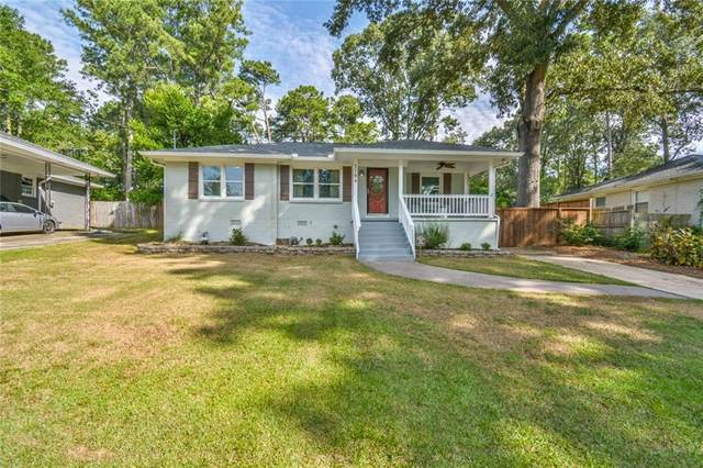 1194 Greenleaf Road SE, Atlanta, GA 30316 (MLS #6785563) :: Team RRP | Keller Knapp, Inc.