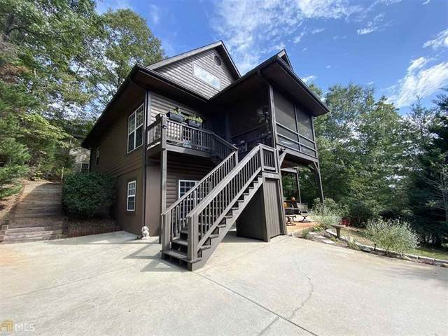 672 Zeppelin Strasse, Helen, GA 30545 (MLS #6785568) :: The Heyl Group at Keller Williams
