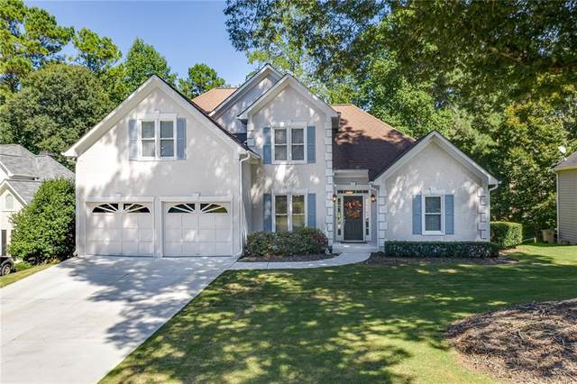 1194 Arborhill Drive, Woodstock, GA 30189 (MLS #6785569) :: The Heyl Group at Keller Williams