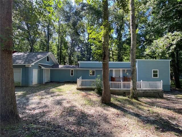 4143 Bryan Drive Drive, Acworth, GA 30102 (MLS #6785573) :: Keller Williams Realty Cityside