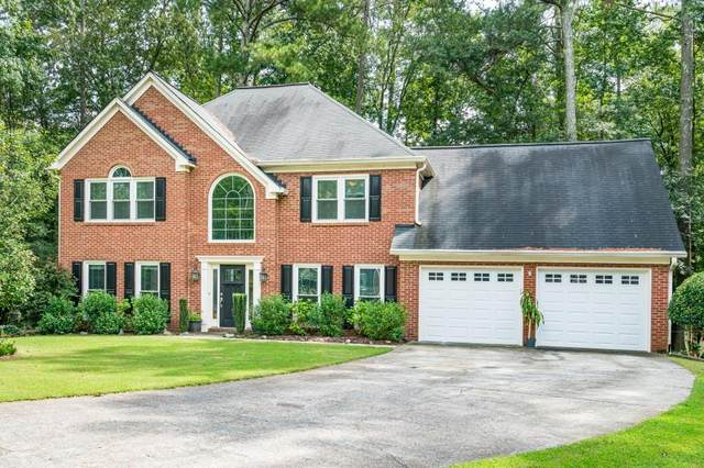 2271 Fenwick Pointe SW, Marietta, GA 30064 (MLS #6785577) :: The Heyl Group at Keller Williams