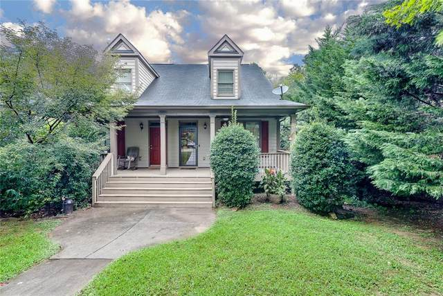 1433 NW Carroll Drive NW #11, Atlanta, GA 30318 (MLS #6785590) :: The Heyl Group at Keller Williams