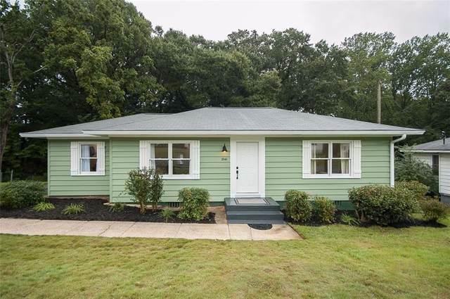2546 Glendale Circle SE, Smyrna, GA 30080 (MLS #6785606) :: Dillard and Company Realty Group