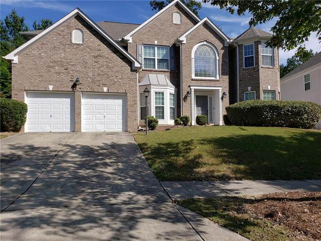 3670 Hansberry Drive, Atlanta, GA 30349 (MLS #6785626) :: North Atlanta Home Team