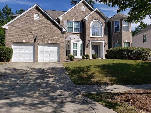 3670 Hansberry Drive, Atlanta, GA 30349 (MLS #6785626) :: The Butler/Swayne Team