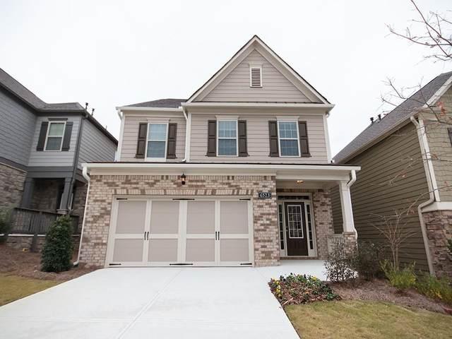 6364 Crosscreek Lane, Flowery Branch, GA 30542 (MLS #6785634) :: Vicki Dyer Real Estate
