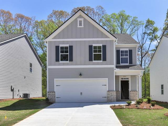 3 Oakhurst Glen, Fairburn, GA 30213 (MLS #6785638) :: Kennesaw Life Real Estate