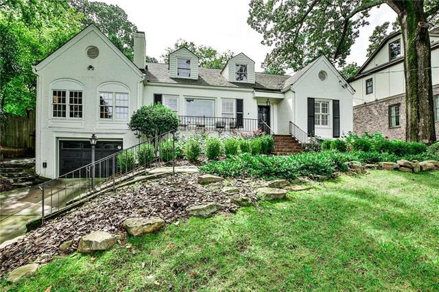 1775 Noble Drive NE, Atlanta, GA 30306 (MLS #6785645) :: The Hinsons - Mike Hinson & Harriet Hinson