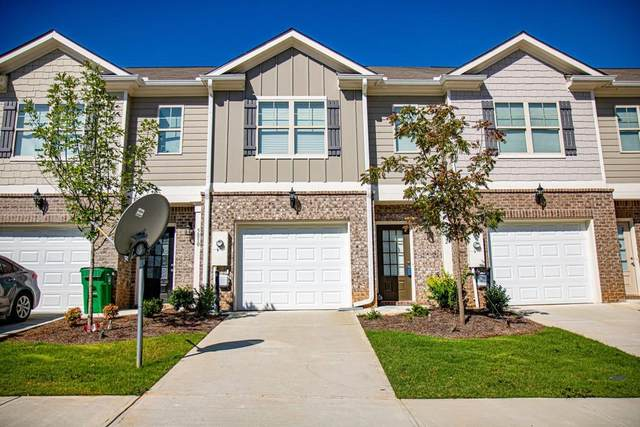5852 Taka Lane, Lithonia, GA 30038 (MLS #6785661) :: The Butler/Swayne Team