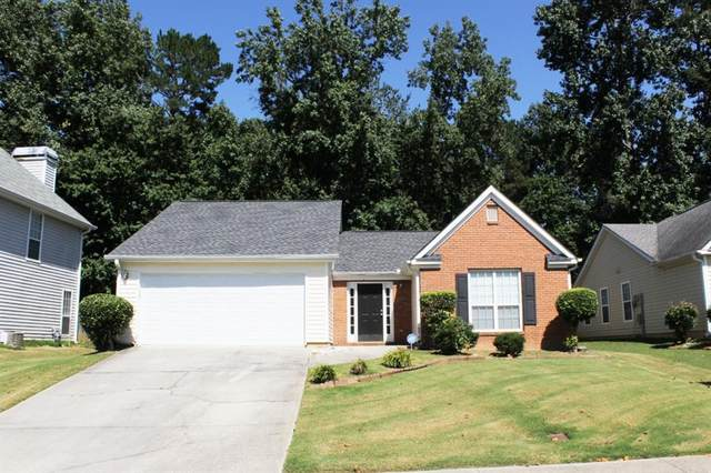 2285 Golden Valley Drive, Lawrenceville, GA 30043 (MLS #6785679) :: The Heyl Group at Keller Williams