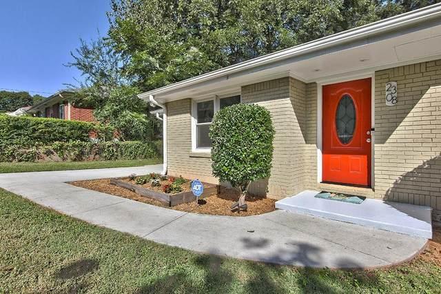 2308 Scotty Circle, Decatur, GA 30032 (MLS #6785696) :: North Atlanta Home Team