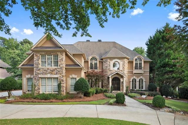 6000 Greatwood Terrace, Alpharetta, GA 30005 (MLS #6785705) :: Todd Lemoine Team