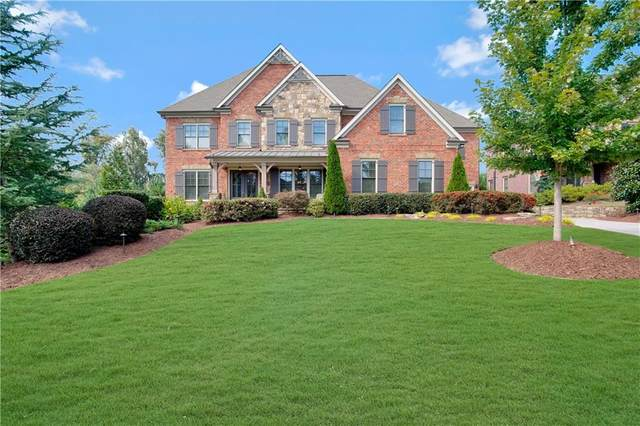 1615 Dawn Drive, Suwanee, GA 30024 (MLS #6785711) :: The Heyl Group at Keller Williams