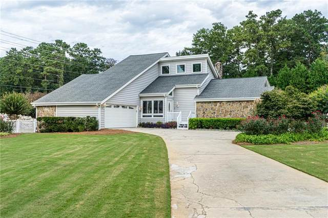 982 Vineyard Drive SE, Conyers, GA 30013 (MLS #6785713) :: The Heyl Group at Keller Williams