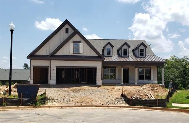 527 Laurel Grove, Canton, GA 30114 (MLS #6785714) :: Good Living Real Estate