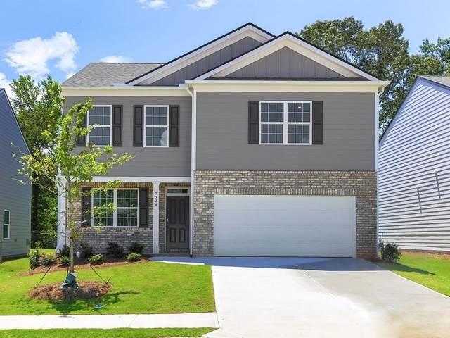 39 Oakhurst Glen, Fairburn, GA 30213 (MLS #6785776) :: Kennesaw Life Real Estate