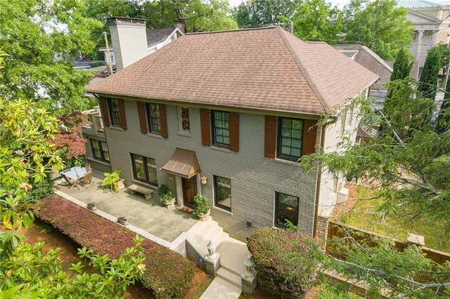 1085 Saint Augustine Place NE, Atlanta, GA 30306 (MLS #6785807) :: Path & Post Real Estate