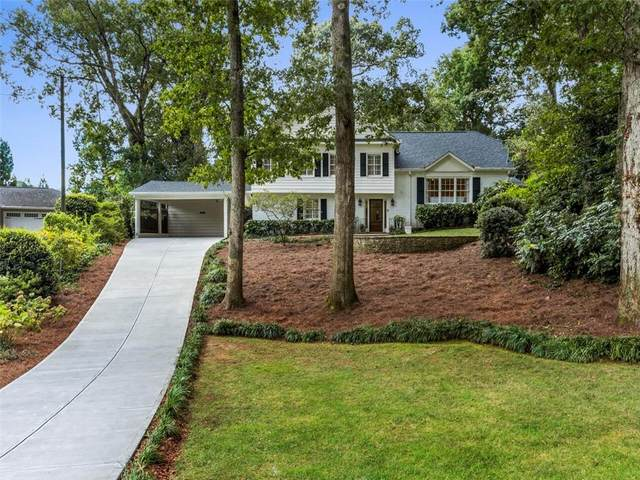 355 Highbrook Drive, Atlanta, GA 30342 (MLS #6785808) :: The Zac Team @ RE/MAX Metro Atlanta