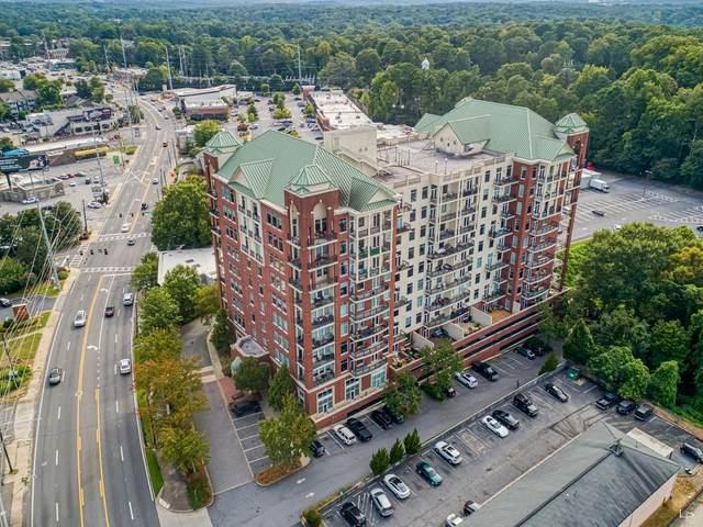 3820 Roswell Road NE #1011, Atlanta, GA 30342 (MLS #6785817) :: The Butler/Swayne Team