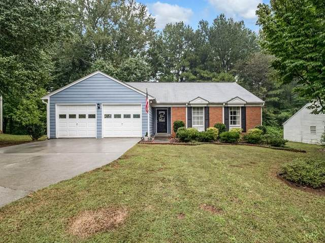 710 Ashton Lane, Lawrenceville, GA 30044 (MLS #6785840) :: Scott Fine Homes at Keller Williams First Atlanta
