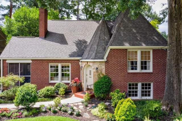 689 Cumberland Circle NE, Atlanta, GA 30306 (MLS #6785856) :: The Hinsons - Mike Hinson & Harriet Hinson