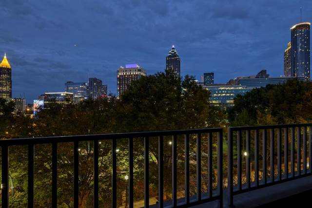 250 Park Avenue West NW #406, Atlanta, GA 30313 (MLS #6785866) :: Dillard and Company Realty Group