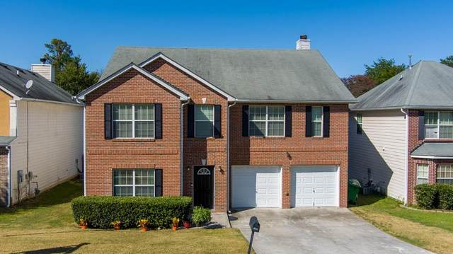 1556 Rice Square, Lithonia, GA 30058 (MLS #6785869) :: The Cowan Connection Team