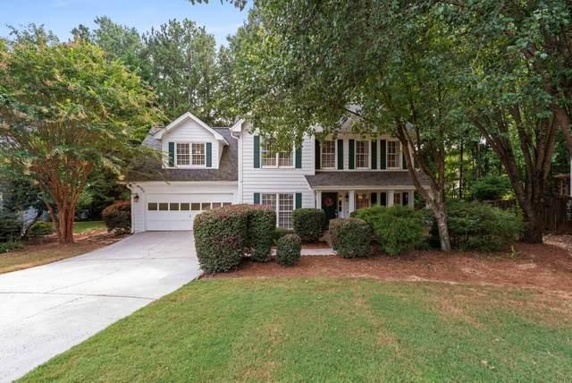 5445 Bentley Hall Drive, Alpharetta, GA 30005 (MLS #6785877) :: North Atlanta Home Team