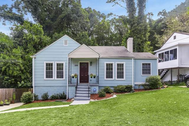 1352 Lockhaven Circle SW, Atlanta, GA 30311 (MLS #6785887) :: The Hinsons - Mike Hinson & Harriet Hinson