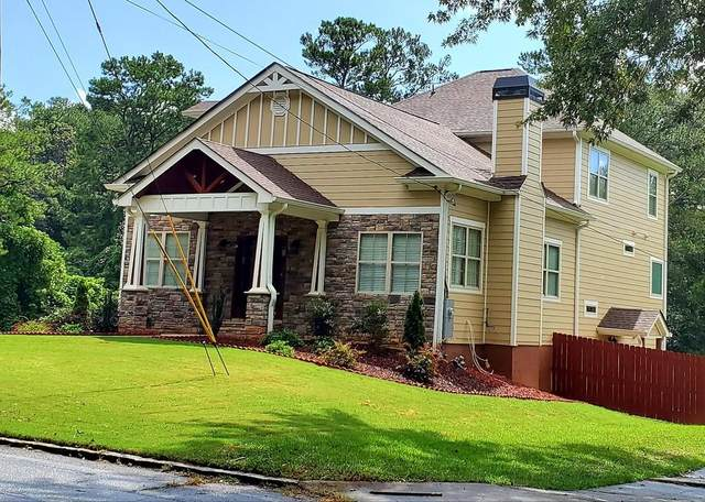 2355 Mcafee Road, Decatur, GA 30032 (MLS #6785899) :: The Residence Experts